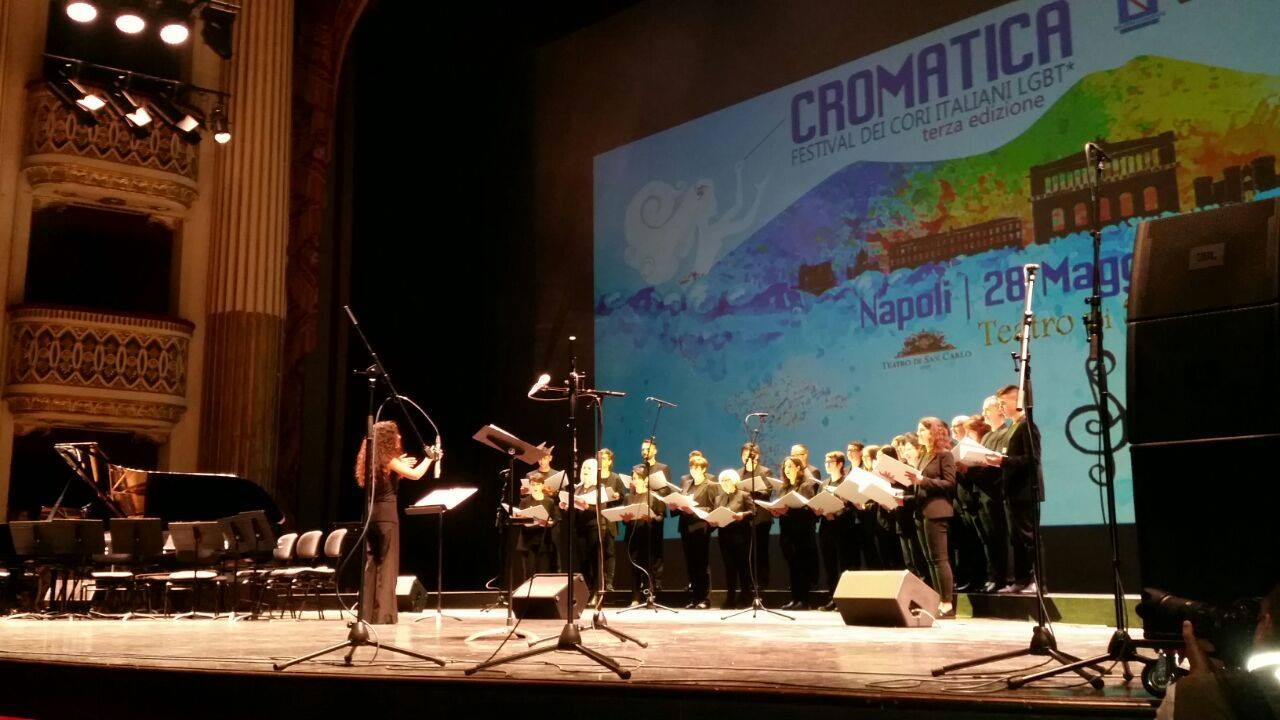 Cromatica Festival 2017 Stranivari